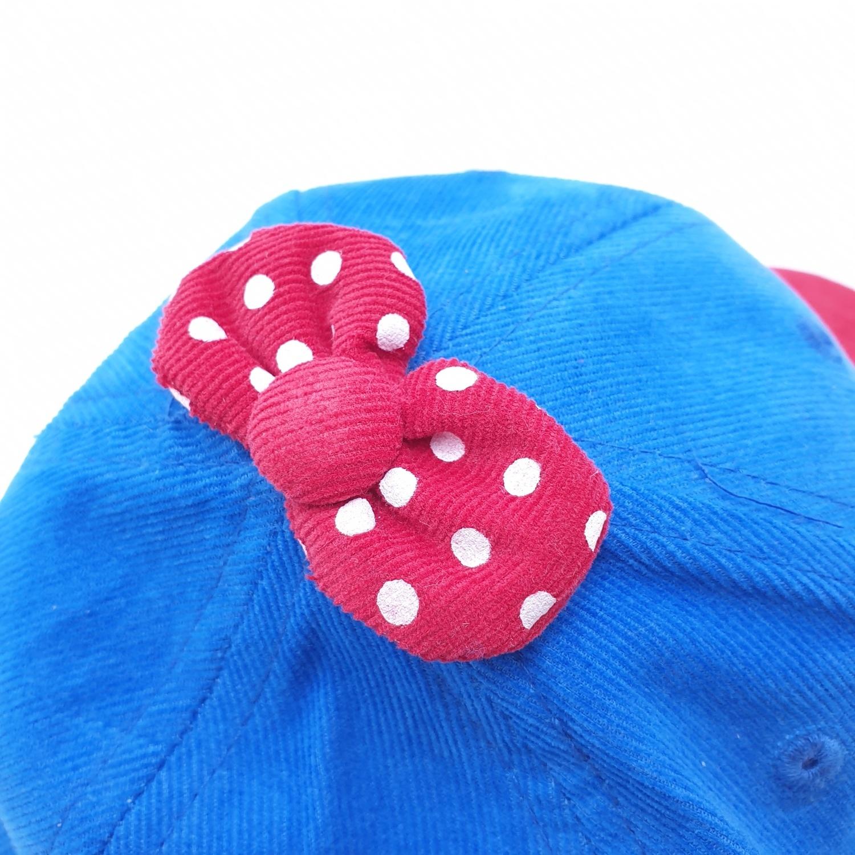 USUPSO หมวกเบสบอลลูกแมว - สีน้ำเงิน