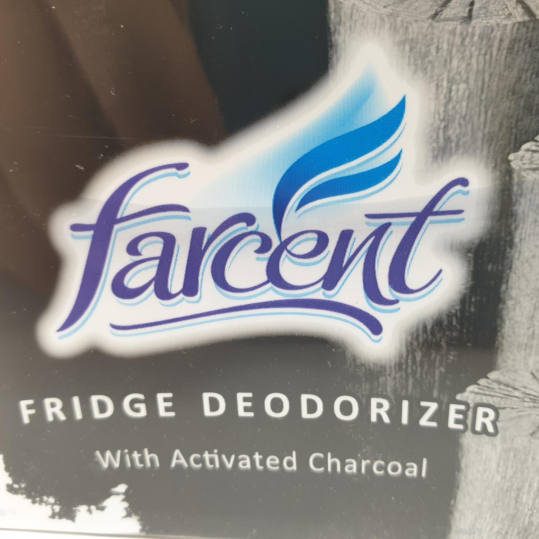 Farcent เจลถ่านขจัดกลิ่นในตู้เย็น 150 กรัม  F-4031 H