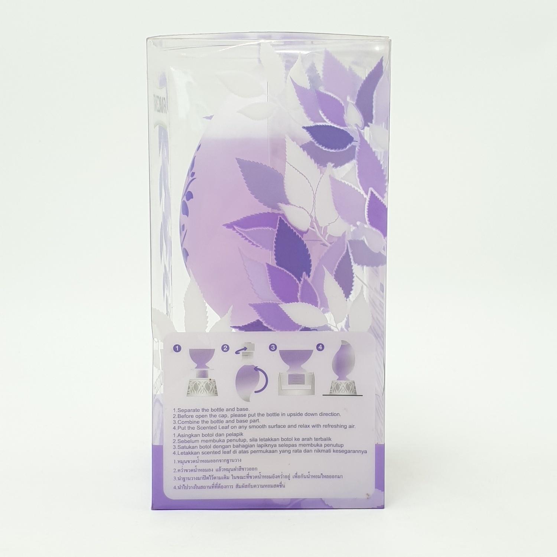 Farcent ฟาร์เซ็นท์น้ำหอมดับกลิ่น ใบไม้(เฟรช) FF-4802V สีม่วง