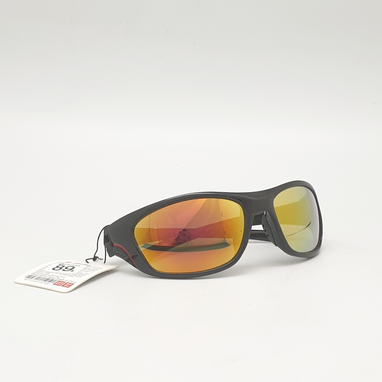 USUPSO USUPSO แว่นตากันแดด Colorful Riding - สีเหลือง
