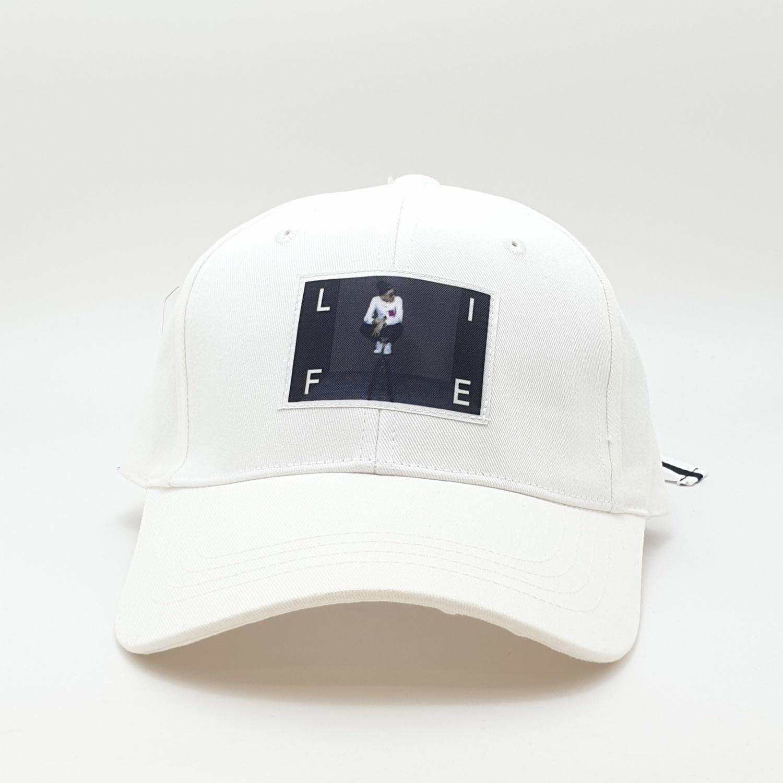 USUPSO USUPSO หมวกแก๊ปเบสบอล-049  - สีขาว