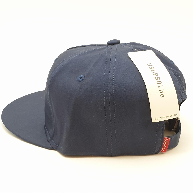 USUPSO หมวกแก๊ปพิมพ์ลาย สีกรม