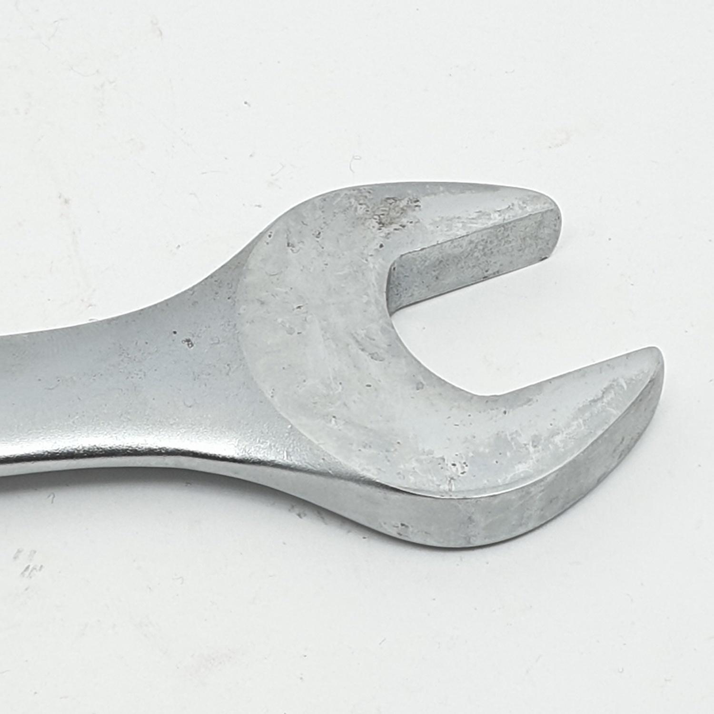 STANLEY ประแจแหวนข้าง ปากตาย 22 มม. STMT80236-8 สีโครเมี่ยม