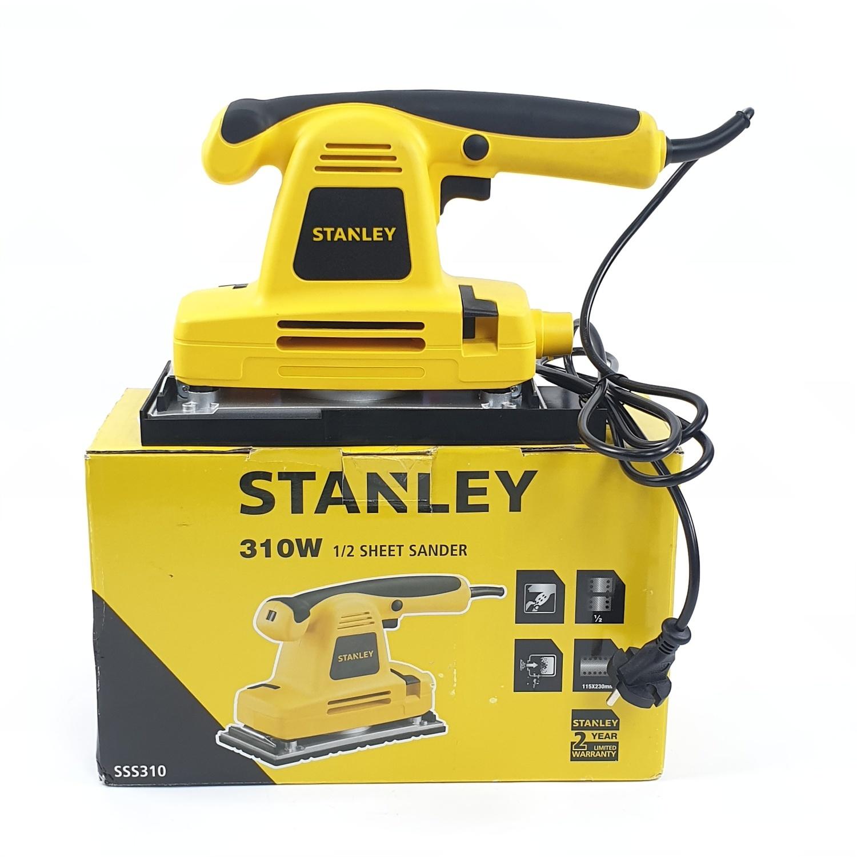 STANLEY เครื่องขัดกระดาษทราย 310W SSS310