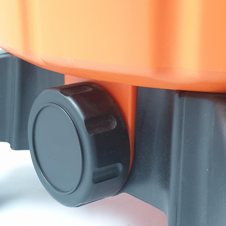 BLACK&DECKER เครื่องดูดฝุ่นเปียกและแห้ง 15L 1200W BDWD15-B1 สีส้ม