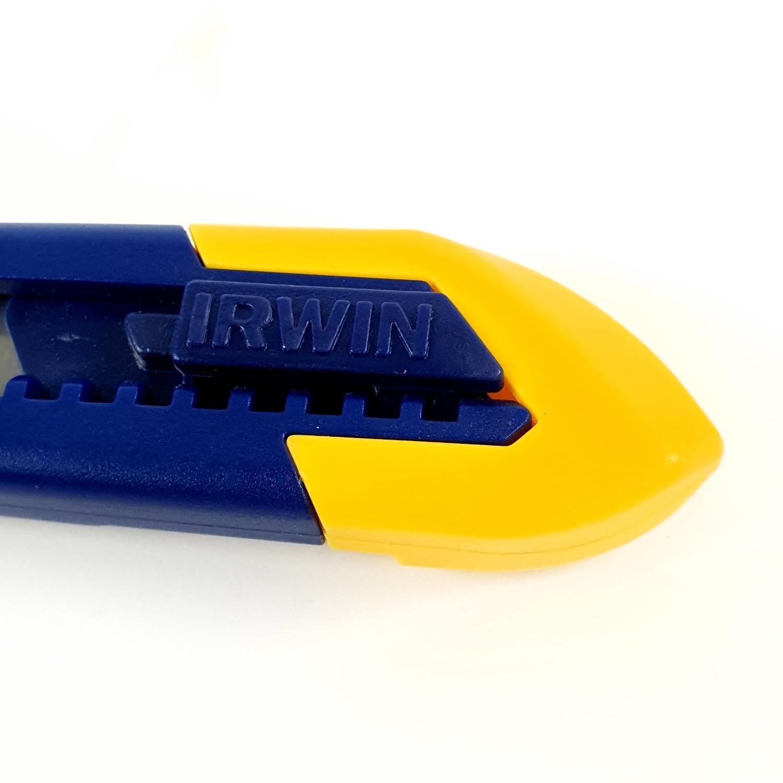 IRWIN มีดคัตเตอร์ 18มม. 10506547 สีน้ำเงิน