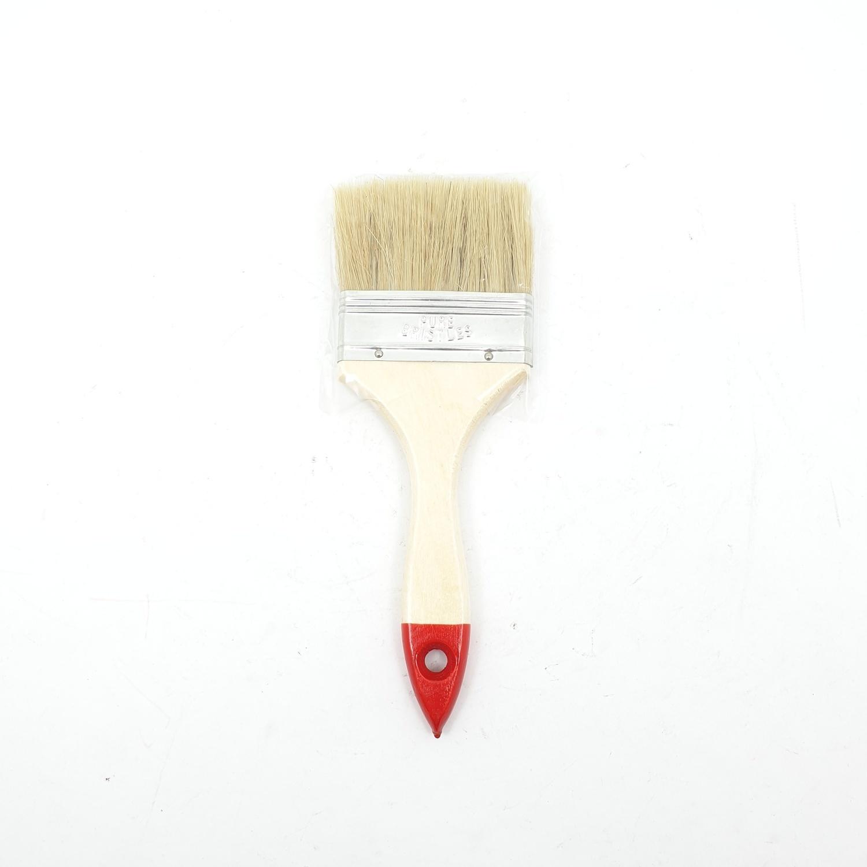 HUMMER แปรงทาสีขนสาเก 3นิ้ว DTPT111 สีขาว