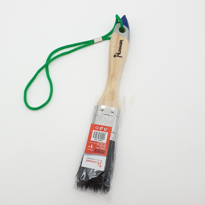 HUMMER แปรงทาสี 1นิ้ว DTPT432 สีดำ