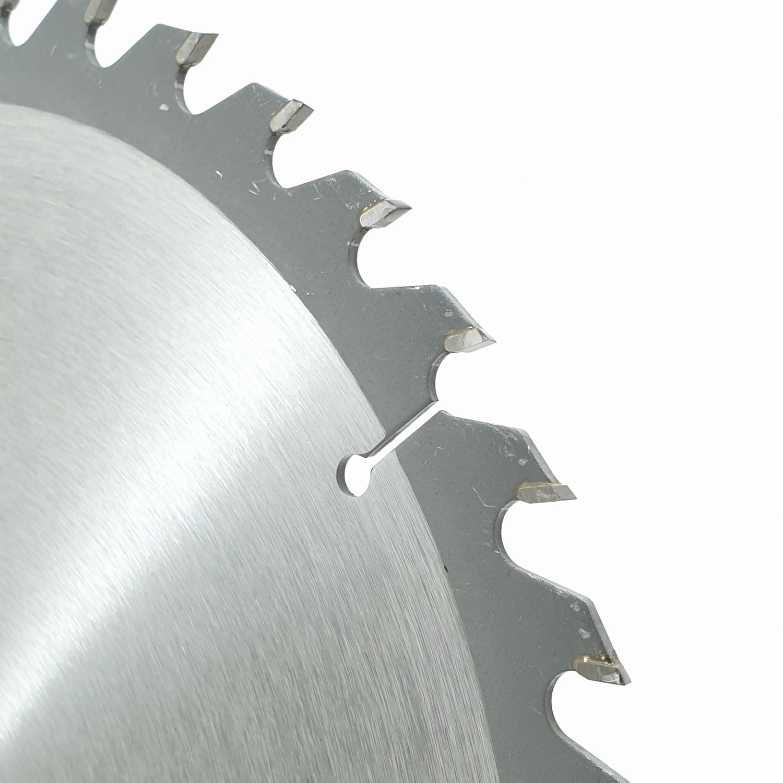 TUF ใบเลื่อยวงเดือน DTSB160 10นิ้วx40Tx1.8x2.7x25.4-20mm DTSB160 10