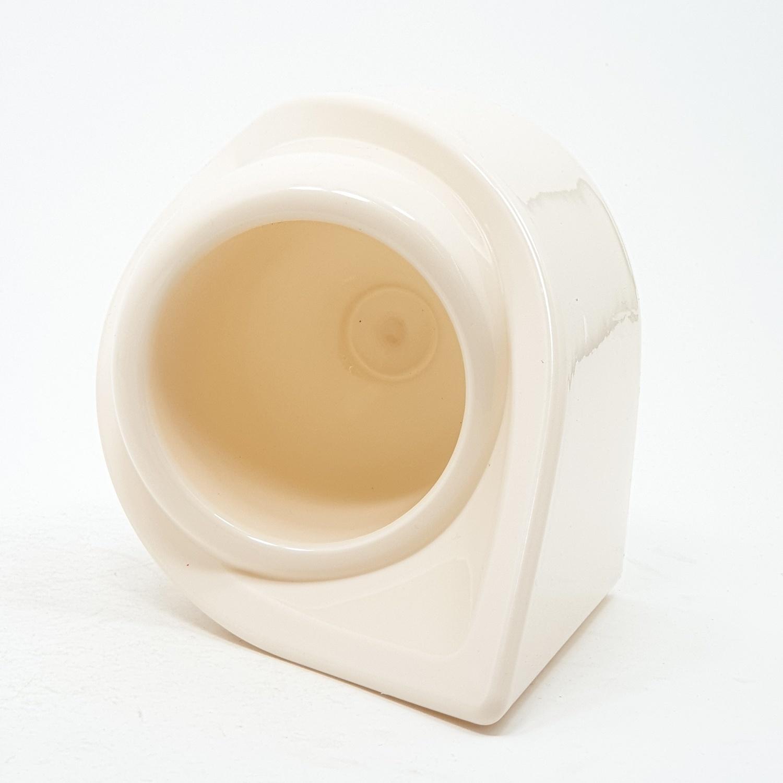 ICLEAN แปรงขัดโถสุขภัณฑ์ ขนาด 14x17x47 ซม. UN7900 สีเบจ