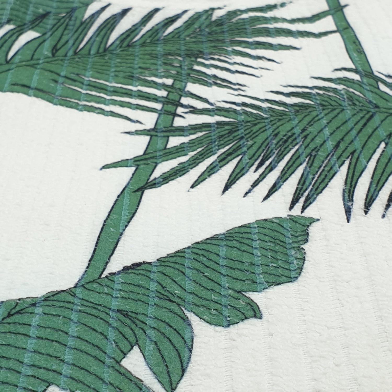 ICLEAN  ผ้าเช็ดทำความสะอาด  5ชิ้น ขนาด 48x40x0.1ซม. TG59737 สีเขียว