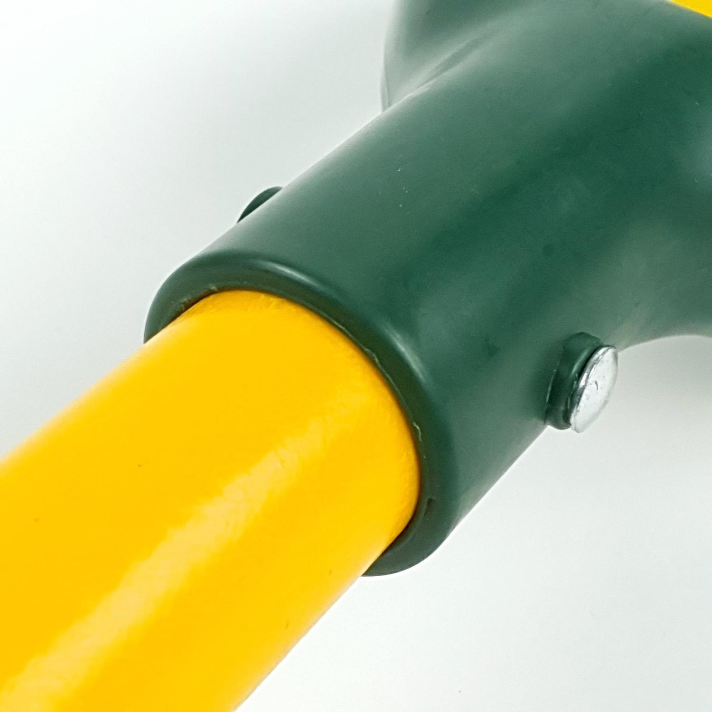 POLLO พลั่วขุดเล็กไฟเบอร์มีมือจับ M-YY32DR