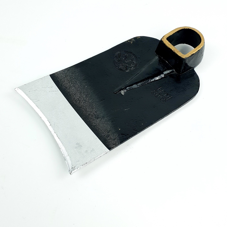 POLLO จอบขุด 3 ปอนด์   H301 สีดำ