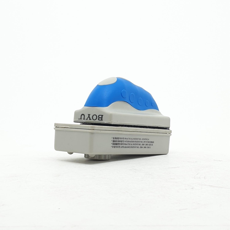 BOYU แปรงแม่เหล็กพร้อมเทอร์โมมิเตอร์ WD-802