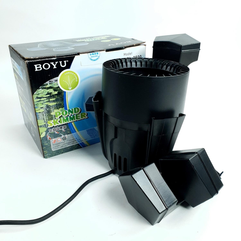 BOYU ตัวกรองผิวน้ำ SCL-2500