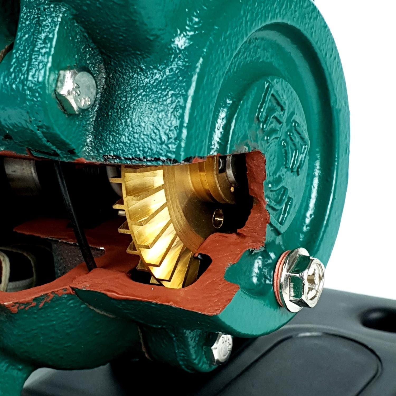 MIZUMA ปั๊มน้ำอัตโนมัติ PSA60 สีเขียว