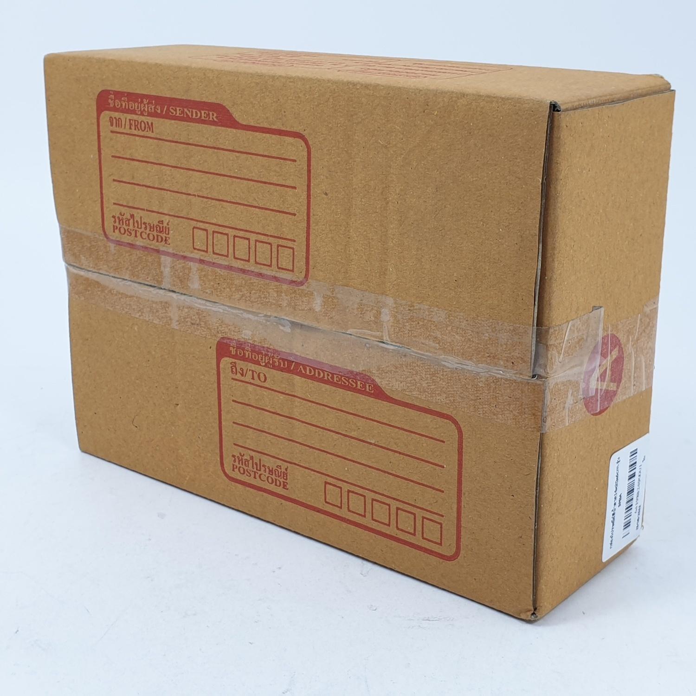 i-box OTP กล่องไปรษณีย์สีน้ำตาล14x20x6cm.รุ่น3PBA 3PBA สีน้ำตาลอ่อน