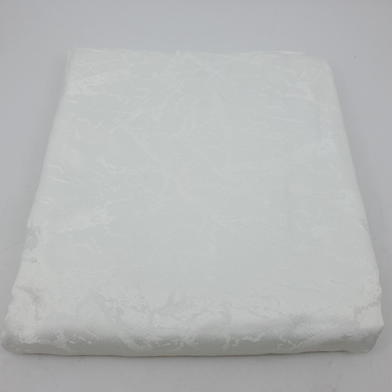 Davinci  ผ้าม่านประตู  ขนาด 150x250ซม.   Hejo สีขาว