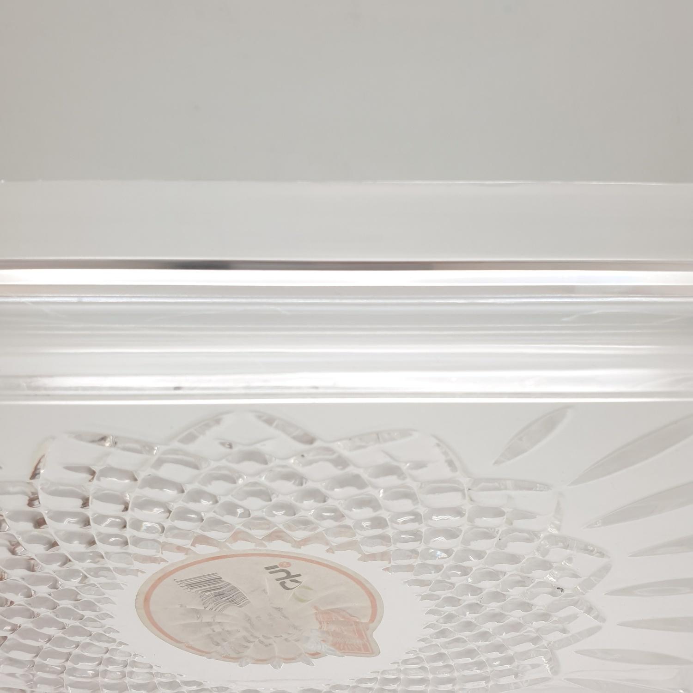 UCHI ถาดอะคริลิค ขนาด 32x22x3.5 cm ZYH020
