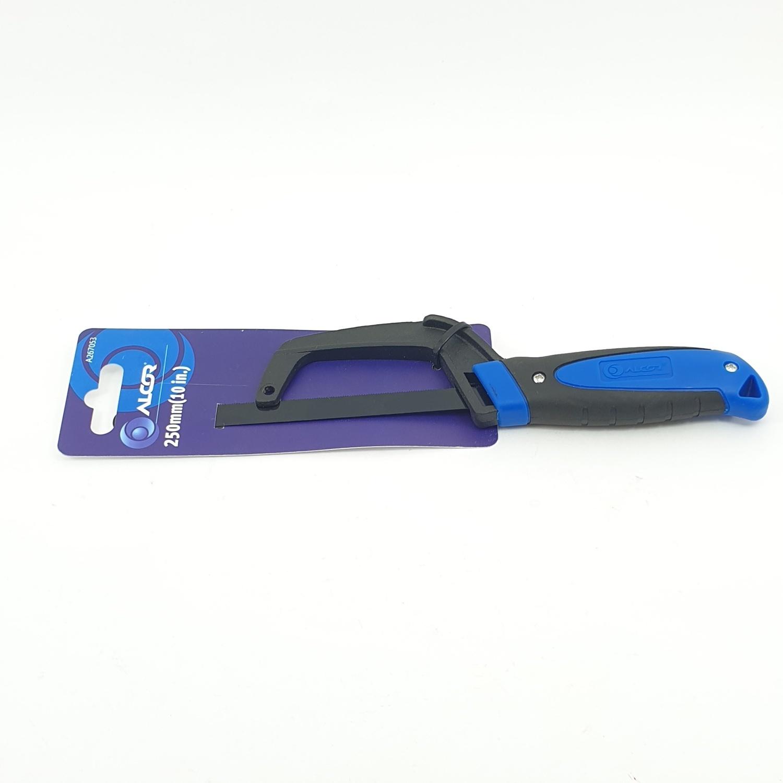 ALCOR เลื่อยเล็ก 250MM/10IN A267053 สีน้ำเงิน