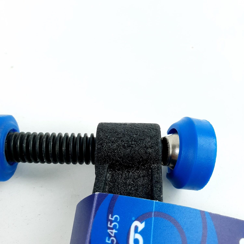 ALCOR แคลมป์บีบชิ้นงาน 450MM. 18IN A215455  สีน้ำเงิน