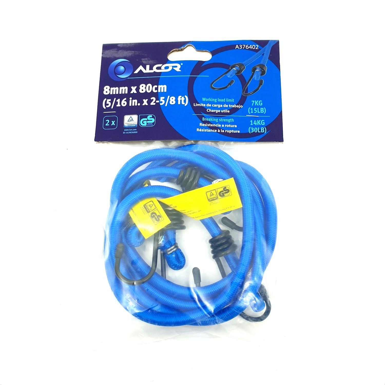 ALCOR สายรัดของ 80CM.x8MM. 7KGS. A376402 สีน้ำเงิน