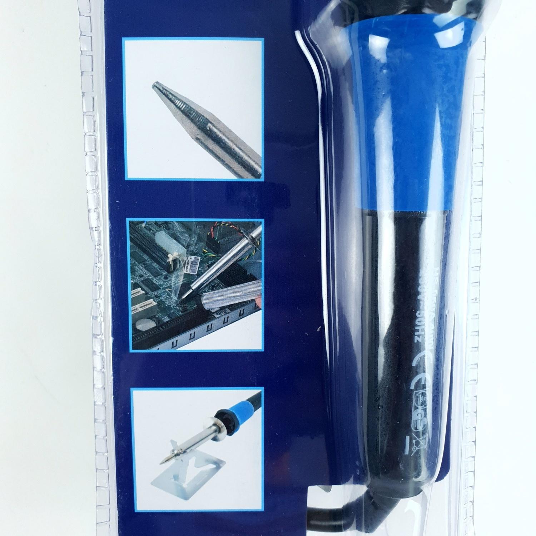 ALCOR หัวแร้ง 40W A406504EU  สีน้ำเงิน