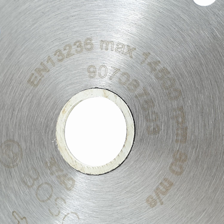 BOSCH ใบตัดเพชร 740 โครเมี่ยม