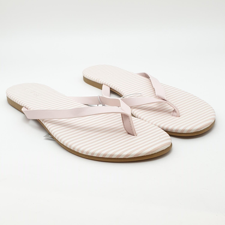 USUPSO รองเท้าแตะ  PU แฟชั่น(38)  สีชมพู