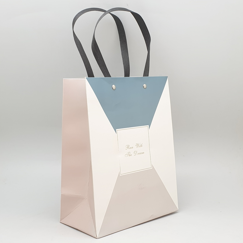 USUPSO USUPSO ถุงของขวัญ Nordic - M (#W5)  ขาว
