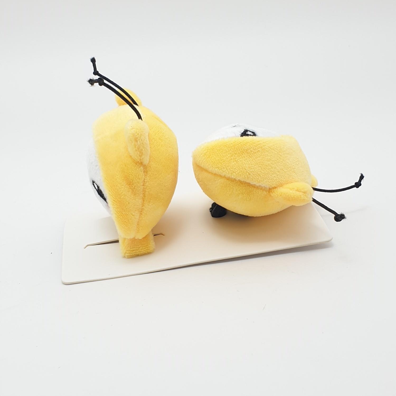 USUPSO ยางรัดผมชุดผึ้งน้อย - สีเหลือง