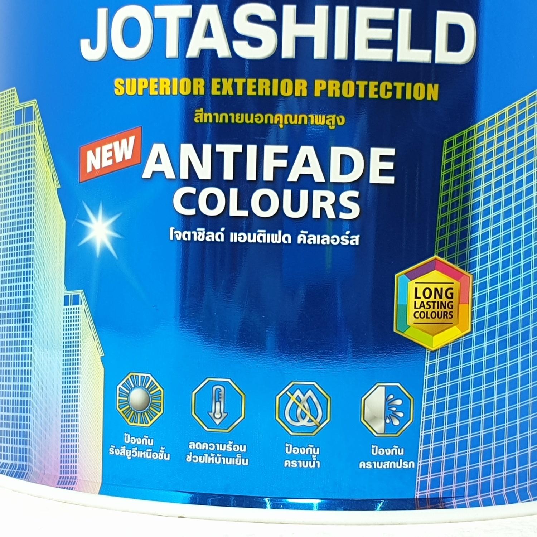 JOTUN โจตาชิลด์ แอนติเฟด คัลเลอร์ส  กึ่งเงา เบส เอ   3.6L. JOTASHIELD AF SG BASE A        3.6L
