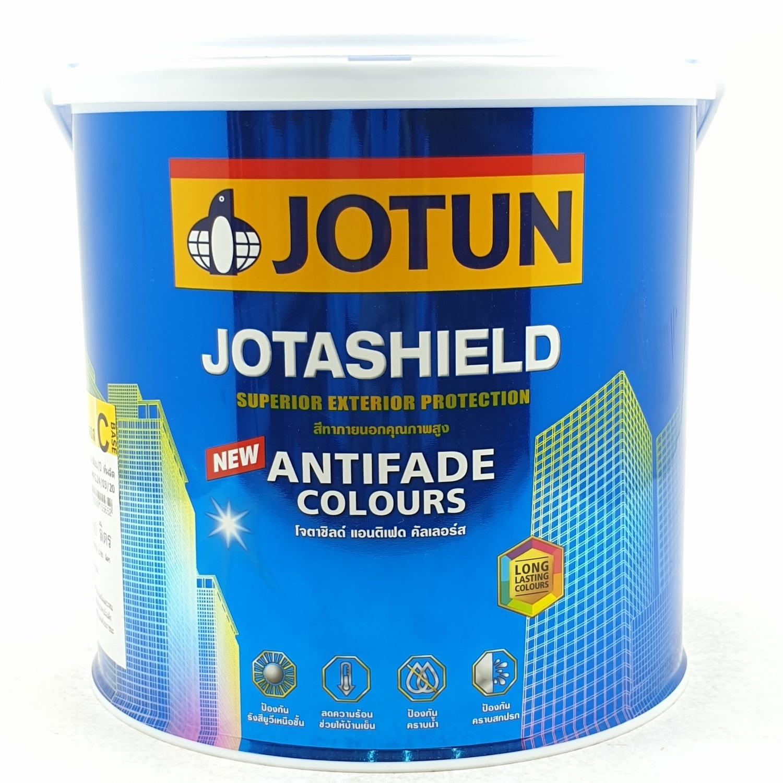 JOTUN โจตาชิลด์ แอนติเฟด คัลเลอร์ส  กึ่งเงา เบส ซี    3.6L. JOTASHIELD AF SG BASE C        3.6L