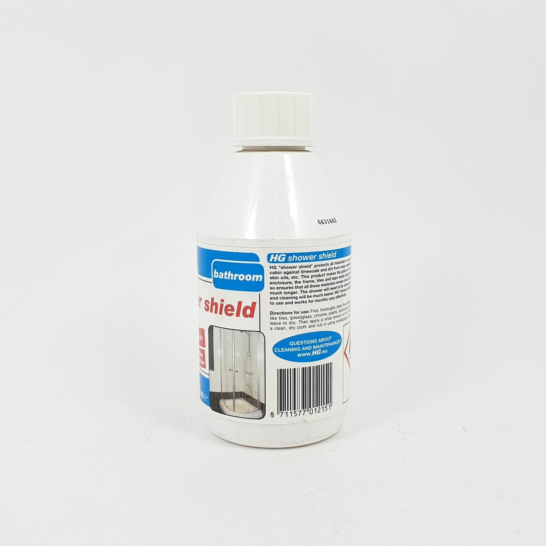 HG  ชาวเวอร์ ชีลด์ (น้ำยาเคลือบกระจกตู้อาบน้ำ)   0.25L