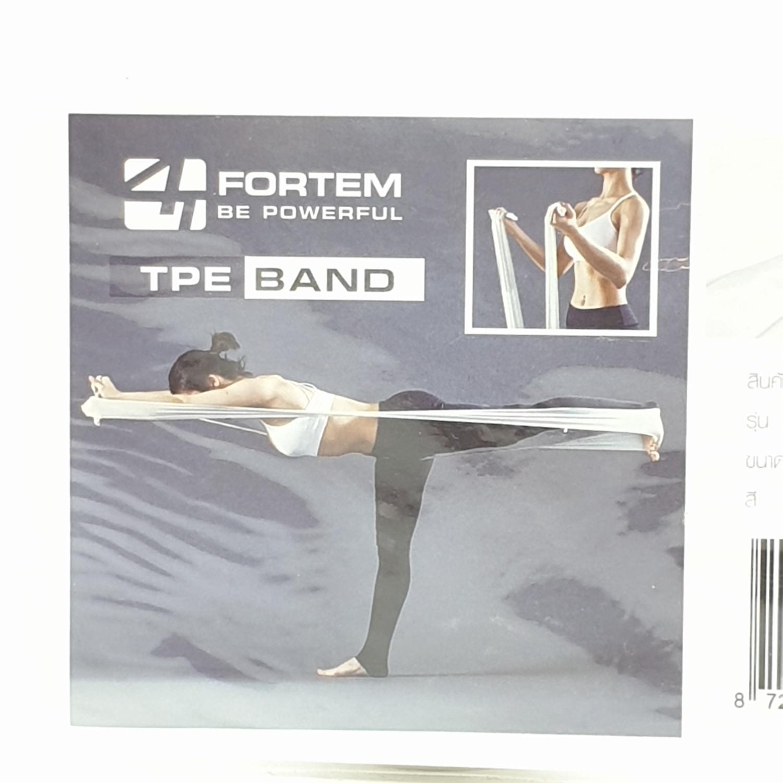 4TEM สายยืดกล้ามเนื้อ PD-LLP-WH ขาว