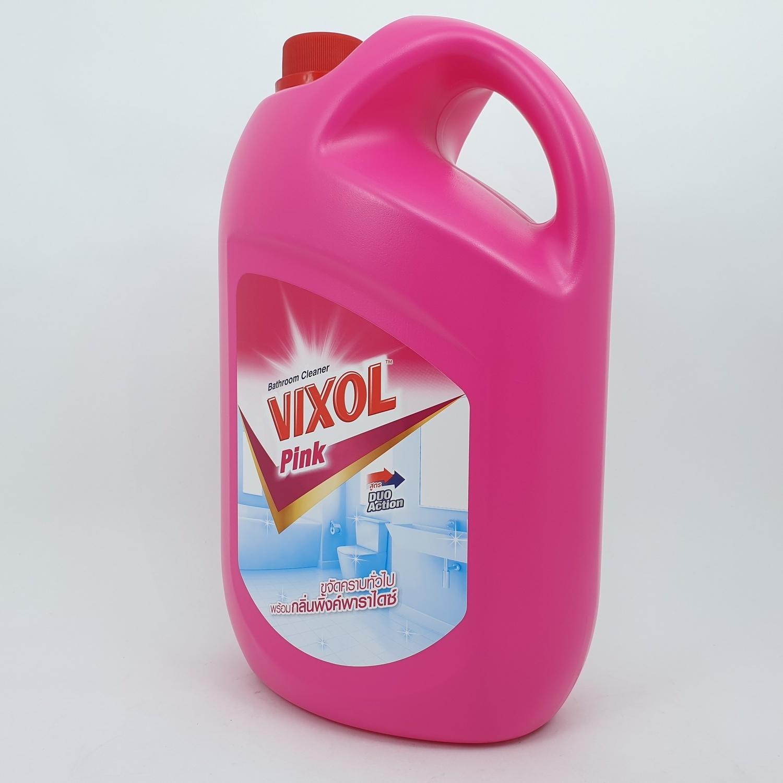 Vixol วิกซอล ชมพู 3500 มล. 1012755 ชมพู