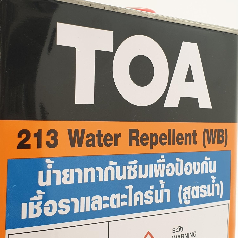 TOA น้ำยากันตะไคร่สูตรน้ำ 1 กล.