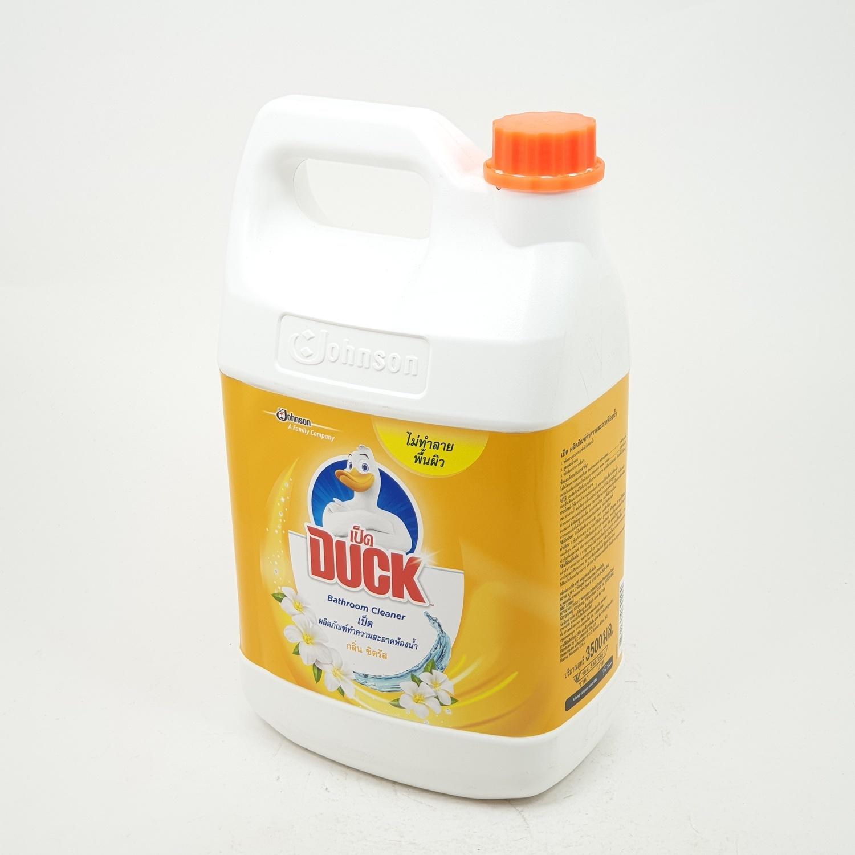 Duck เป็ดห้องน้ำ ซิตรัส 3500มล เป็ดหอม สีเหลือง