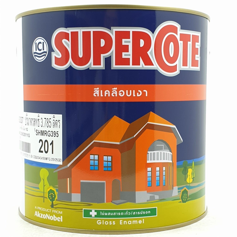 Dulux สีน้ำมัน S/C 201 กล. Super cote