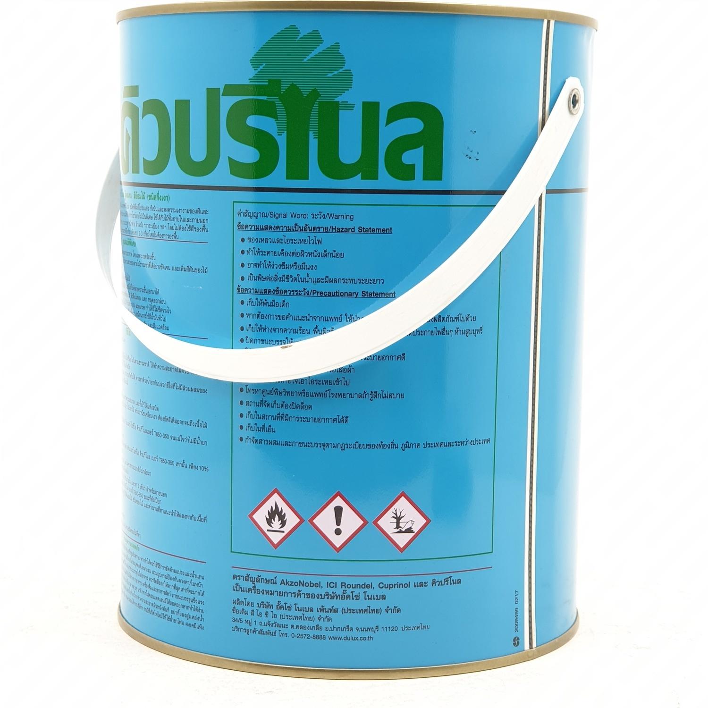 Dulux สีย้อมไม้คิวปรีโนลกึ่งเงา-ไม้ประดู่ 003 1กล. Cuprinol Woodstain