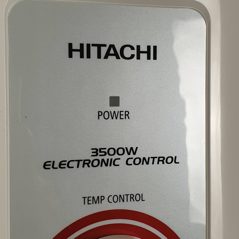 HITACHI เครื่องทำน้ำอุ่น 3500 วัตต์ HES-35B WH