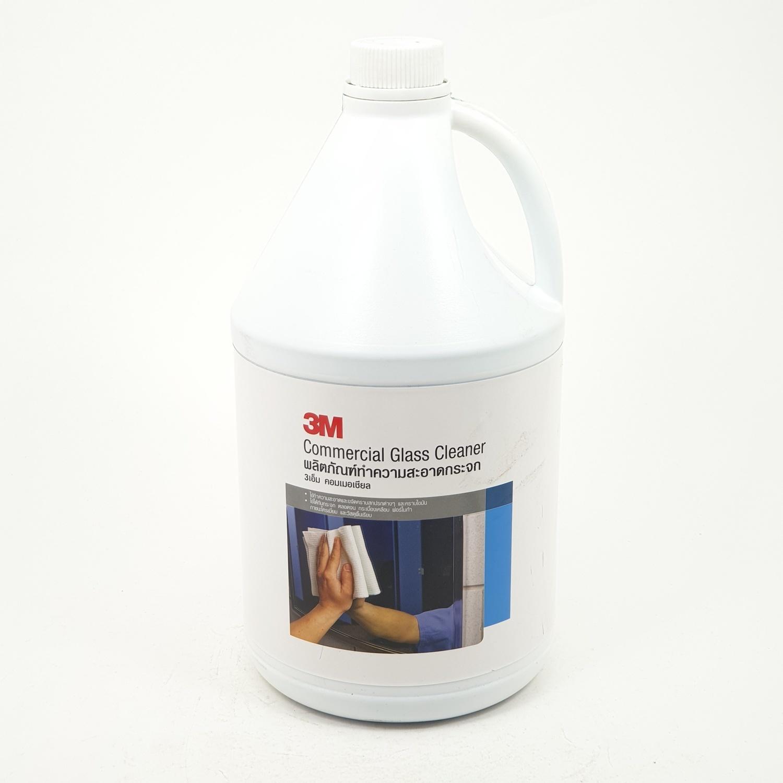 3M ผลิตภัณฑ์ทำความสะอาดกระจก  - ขาว