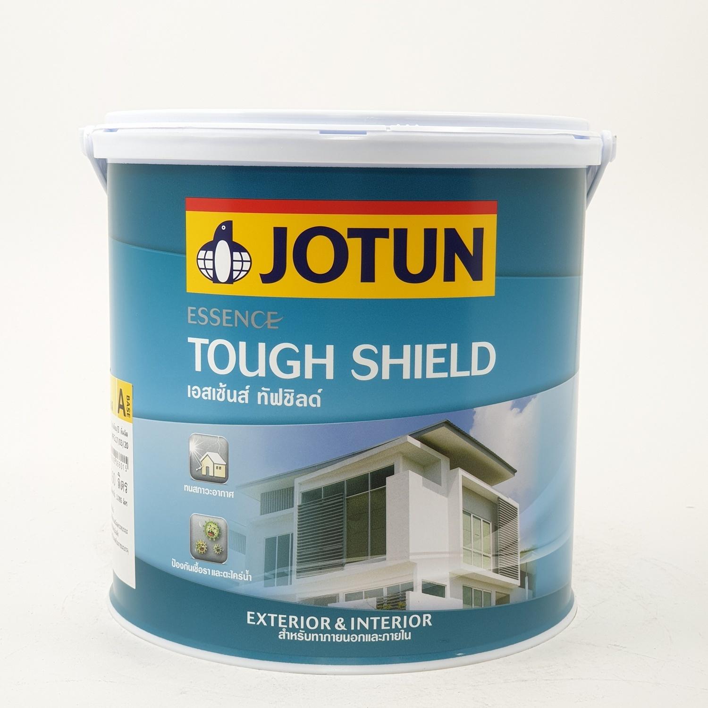 JOTUN สีน้ำภายนอก กึ่งเงา เบสเอ  3.6ลิตร ESSENCE TOUGH SH SG ขาว