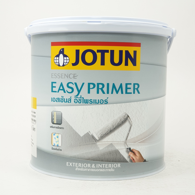 JOTUN สีรองพื้น  ESSENCE EASY PRIMER ขาว
