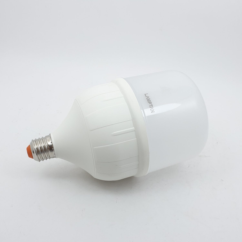 LAMPTAN แอลอีดี ไฮวัตต์ 40W. เดย์ไลท์+ขั้ว E27  To E40 สีขาว