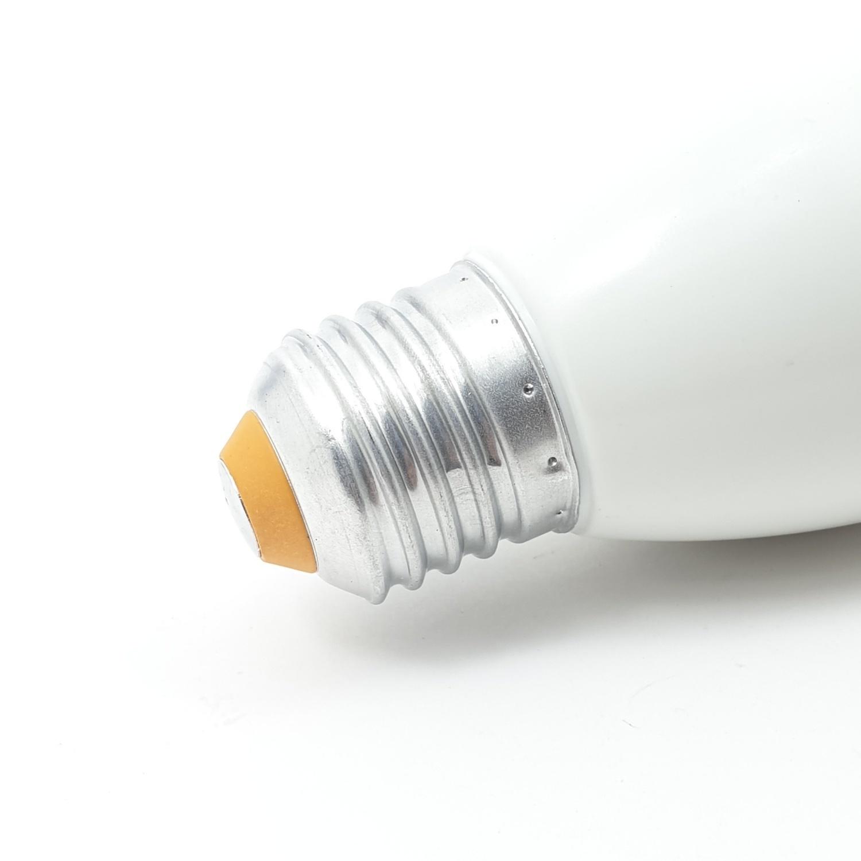 LAMPTAN หลอดไฟแอลีดีทอร์ช 12 วัตต์ แสง เดย์ไลท์ P.10 สีขาว