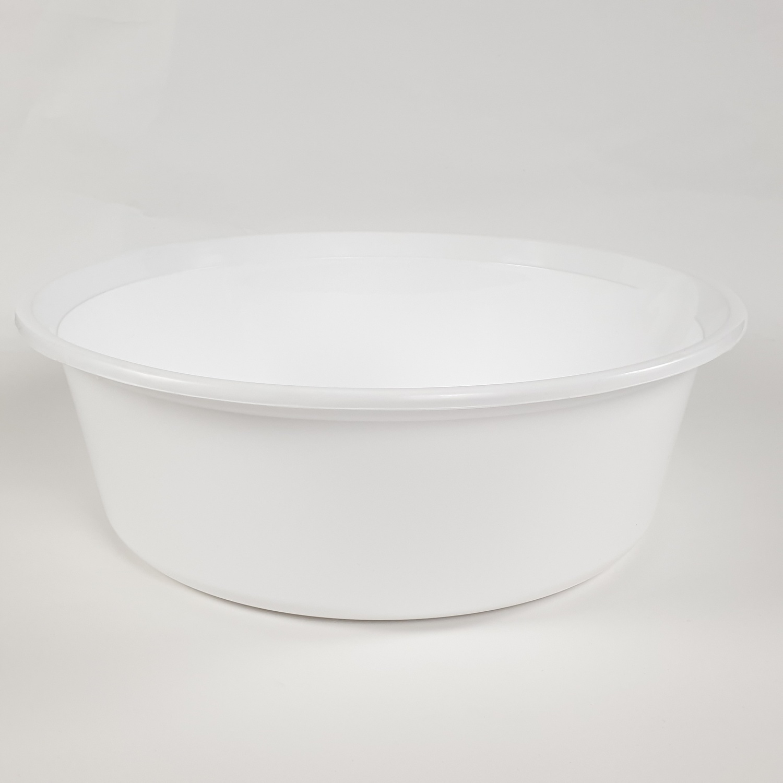 MICRONWARE กะละมัง  50cm. สีขาว