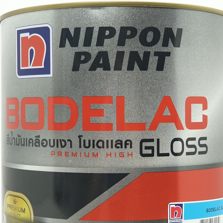 NIPPON BODELAC สีน้ำมัน  เบส ดี Bodelac  9000
