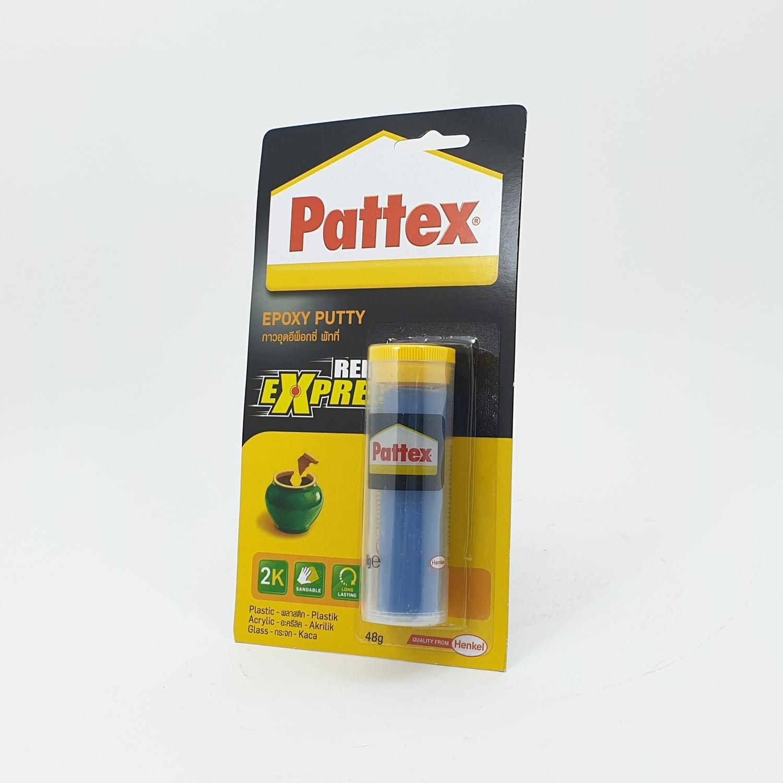 PATTEX  กาวอุดอีพ๊อกซี่ พัตตี้ 48 กรัม EPOXY PUTTY
