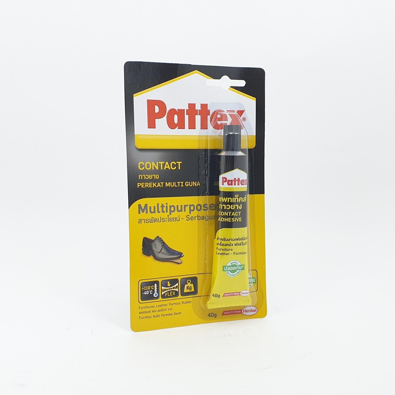 PATTEX กาวยาง (ไม่มีเทลูอีน)  ขนาด 40กรัม